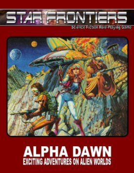 Alpha Dawn cover